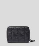 KARL LAGERFELD K/Kuilted all Zipper Wallet 8_d