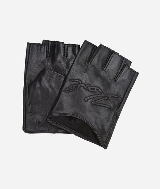 KARL LAGERFELD K/Signature Handschuhe 12_f