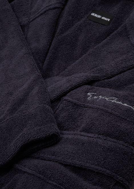 Terry-cloth robe