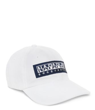 NAPAPIJRI FLON  HAT,BRIGHT WHITE
