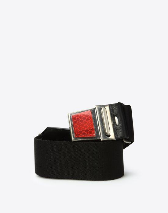 9cdee40f3eb Maison Margiela Seatbelt Belt Men   Maison Margiela Store
