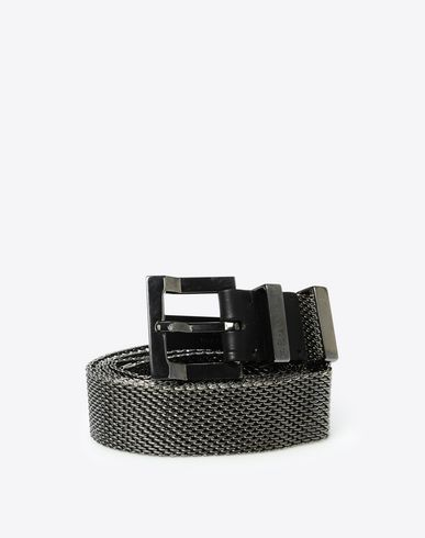 MAISON MARGIELA Belt Man Thin wire mesh belt f