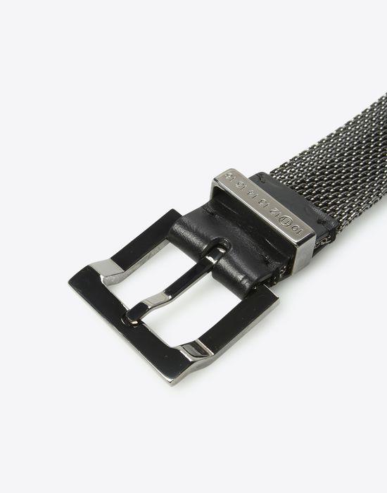 Maison Margiela Thin Wire Mesh Belt Men |