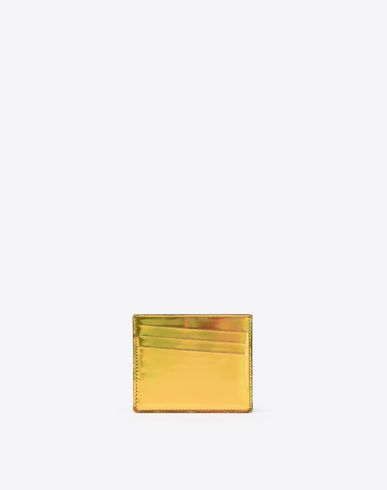 MAISON MARGIELA Wallet U Calfskin credit card holder f