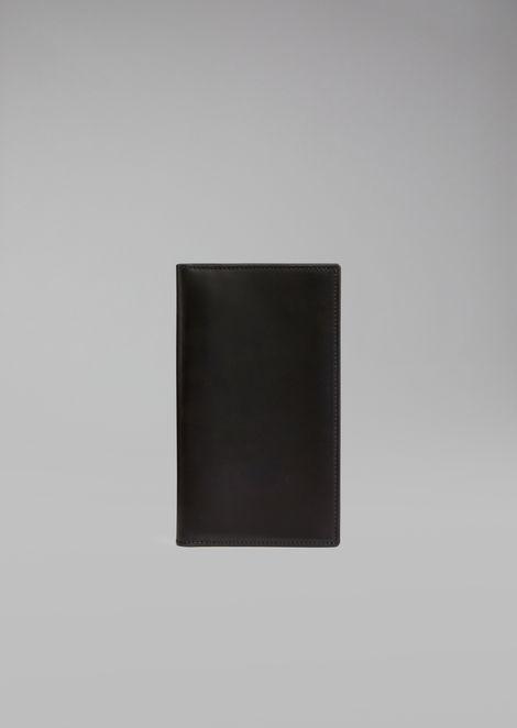 Leather Yen wallet