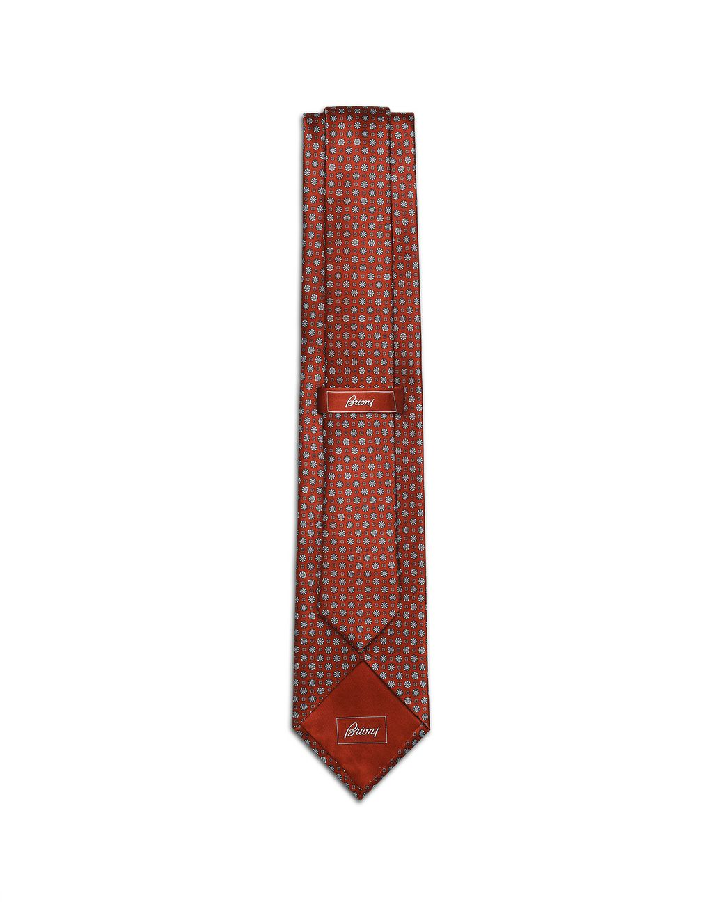BRIONI Bordeaux Micro-Designed Tie Tie [*** pickupInStoreShippingNotGuaranteed_info ***] r