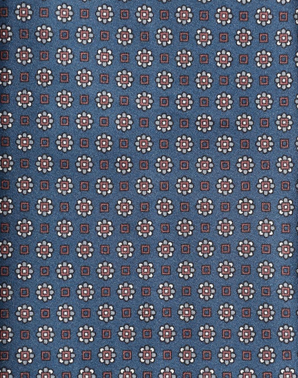 BRIONI Bluette Micro-Design Tie Tie [*** pickupInStoreShippingNotGuaranteed_info ***] d