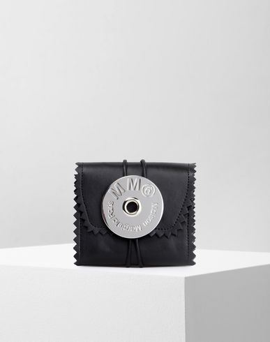 MM6 MAISON MARGIELA Wallet D Mini twist tie wallet f