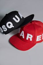 DSQUARED2 D2 Baseball Cap Hat Man