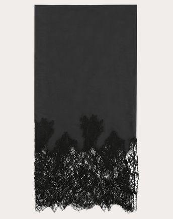 VALENTINO SETA Estola D Fular 70 x 180 cm de seda f