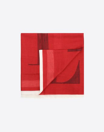 VALENTINO SETA Foulard U Foulard bandeau 70 x 70 cm f