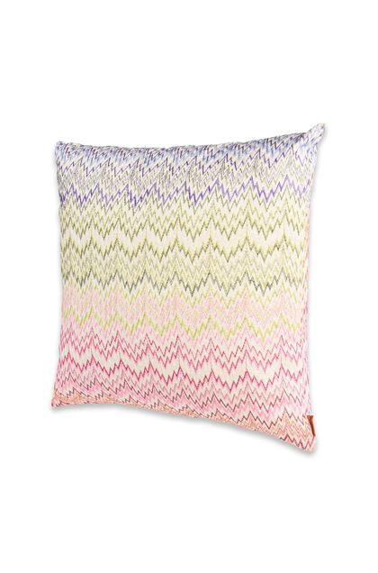 MISSONI HOME PETRA CUSHION Beige E - Back