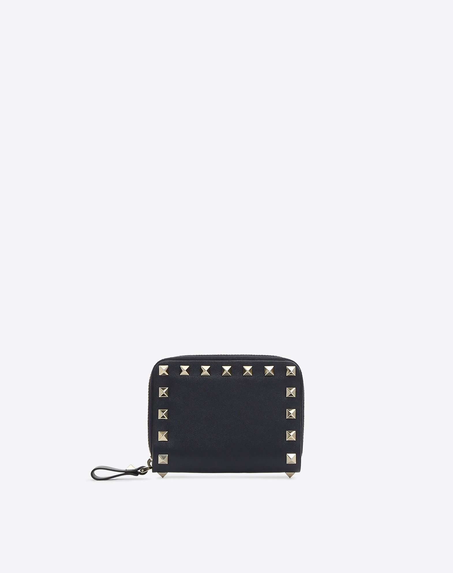 VALENTINO Studs Zip Internal card slots  46560543qn