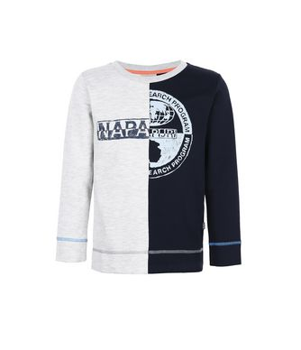 NAPAPIJRI K BIX KID KID SWEATSHIRT,DARK BLUE