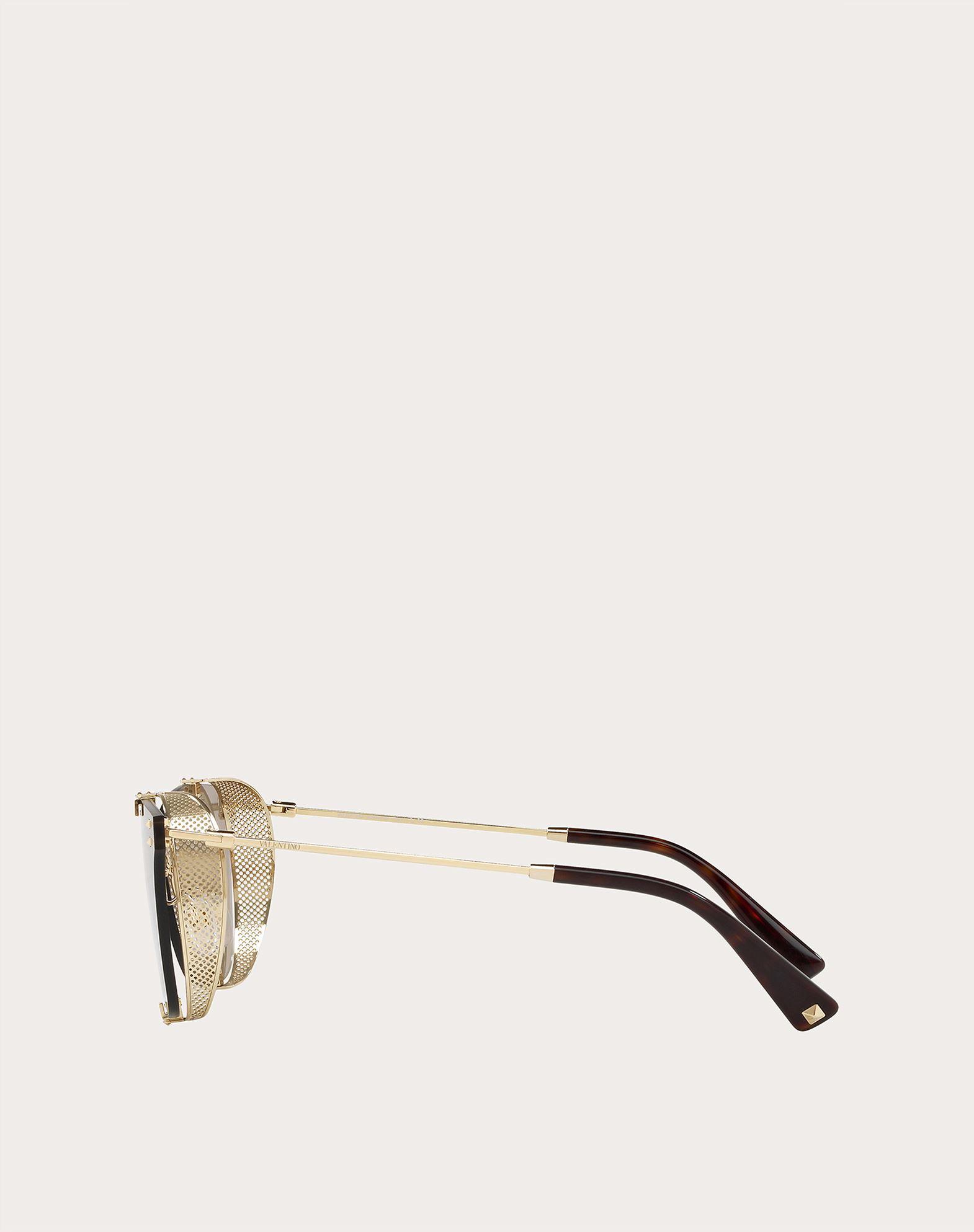 VALENTINO OCCHIALI VLTN Metal Sunglasses Sunglasses U d