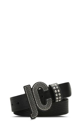 JUST CAVALLI Belt Man Belt with JC logo f