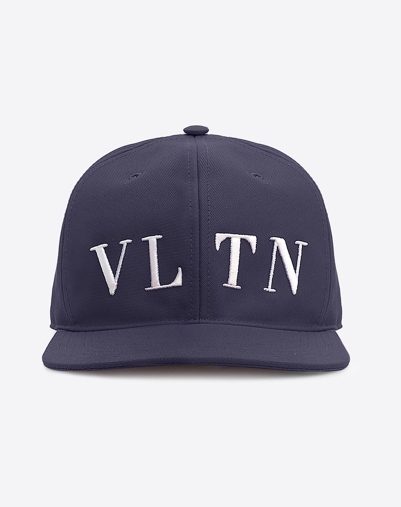 VALENTINO Gabardine Embroidered detailing Hard visor  46563926lh