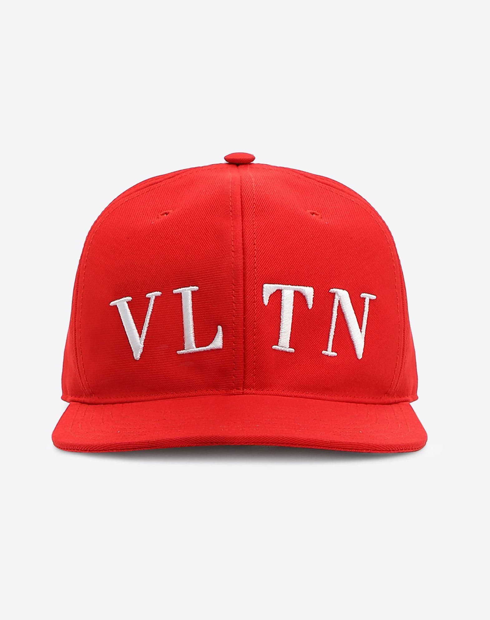 VALENTINO Gabardine Embroidered detailing Hard visor  46563927gx