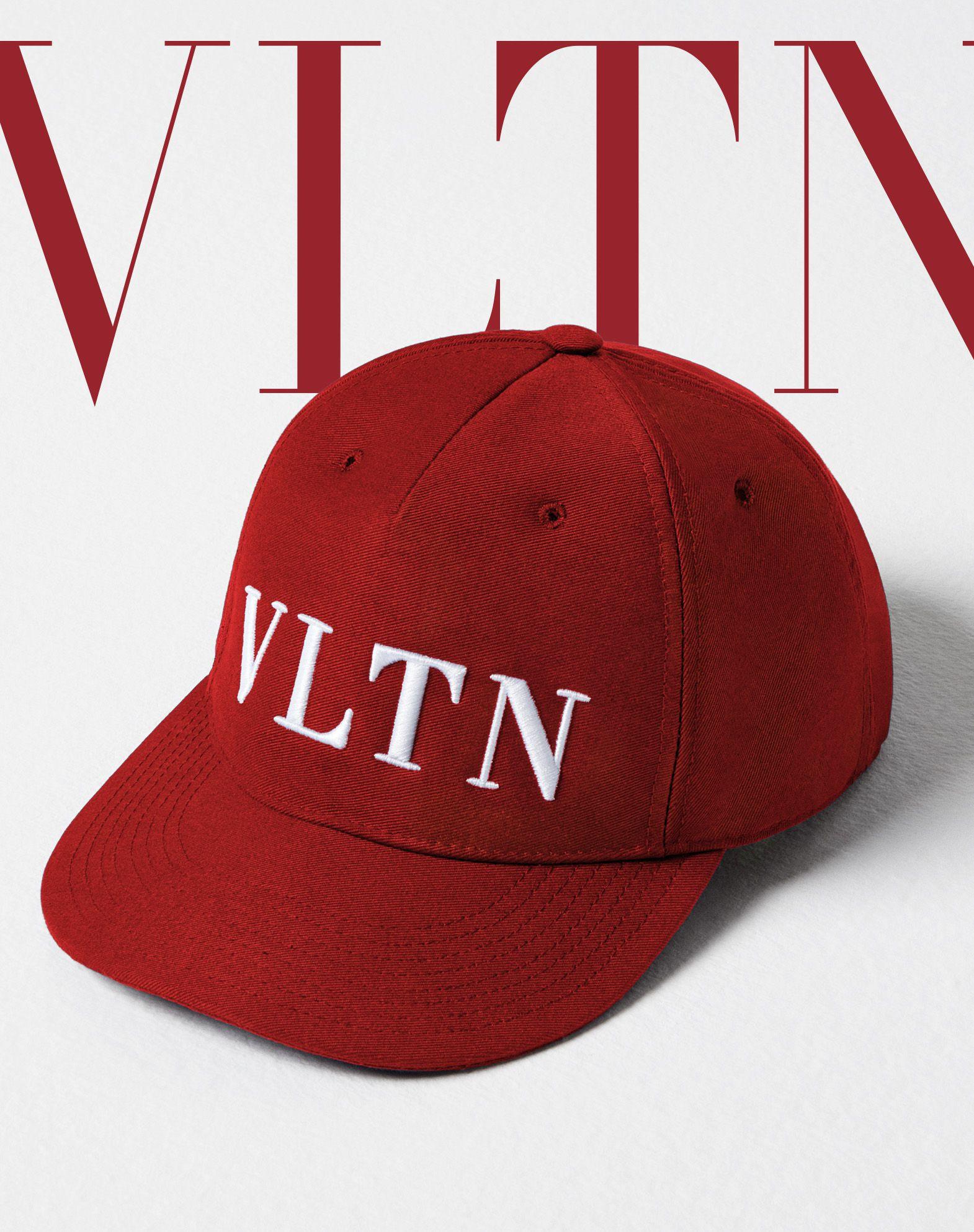 Red Valentino Garavani VLTN Cap Valentino zWBV72bM