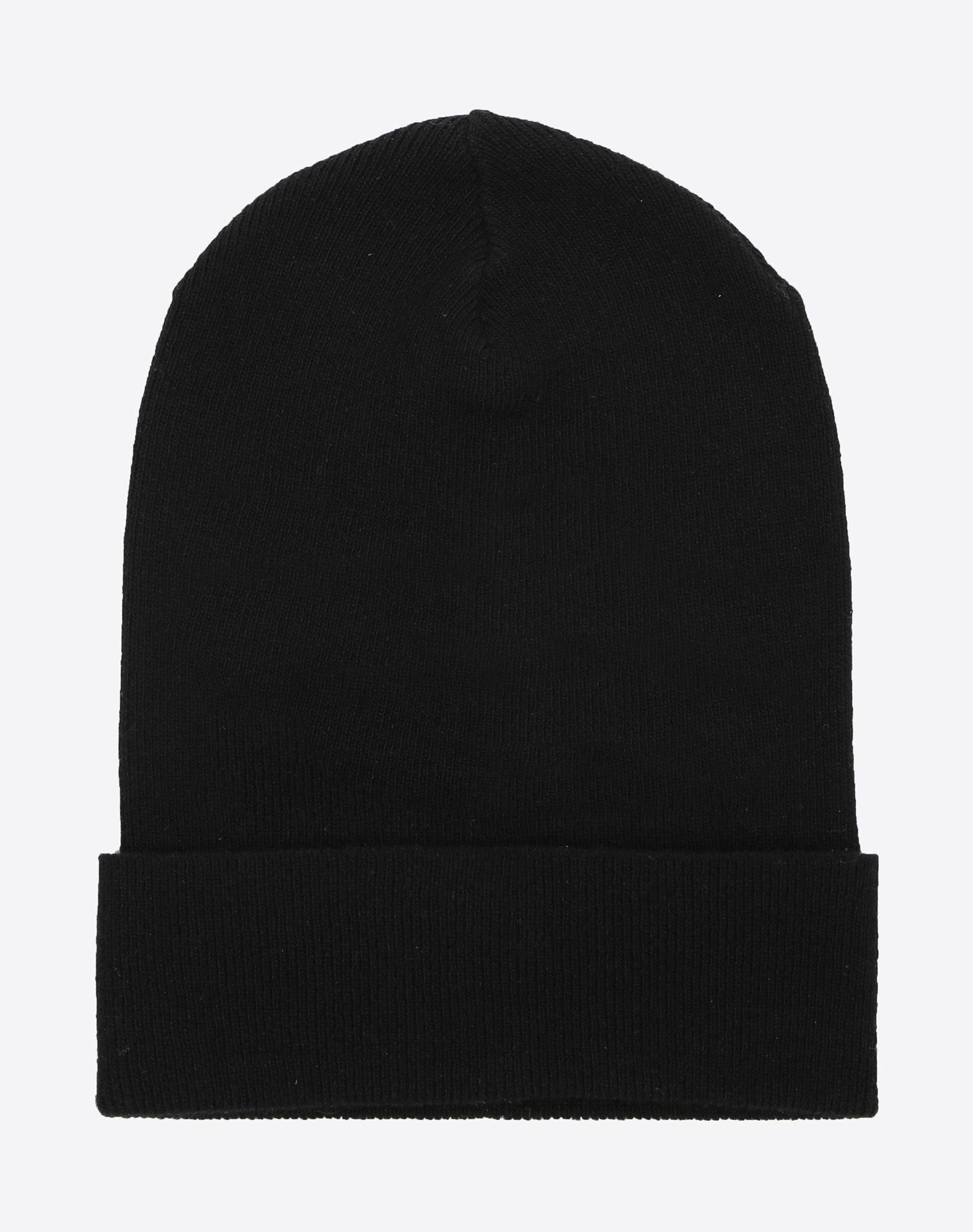 VALENTINO SETA VLTN knitted hat Hat U r
