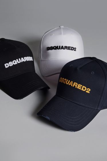 DSQUARED2 Hat [*** pickupInStoreShipping_info ***] KNW000101W014032124 m