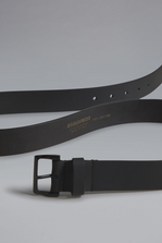 DSQUARED2 Techno Gum Plaque Belt Belt Man