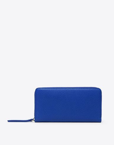 MAISON MARGIELA Wallets Woman Long calfskin wallet f