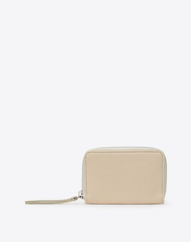 MAISON MARGIELA Wallets Woman Mini calfskin wallet f