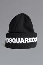 DSQUARED2 D2 Beanie Hat Man