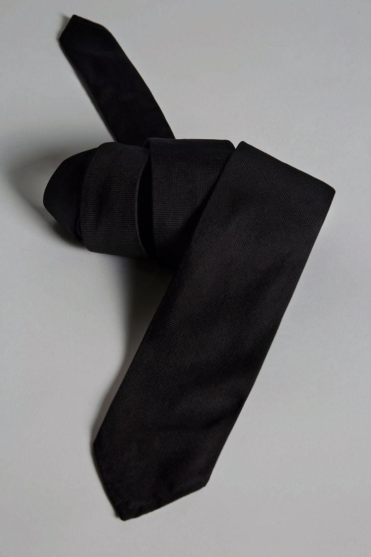 DSQUARED2 Silk & Woven Tie Tie Man