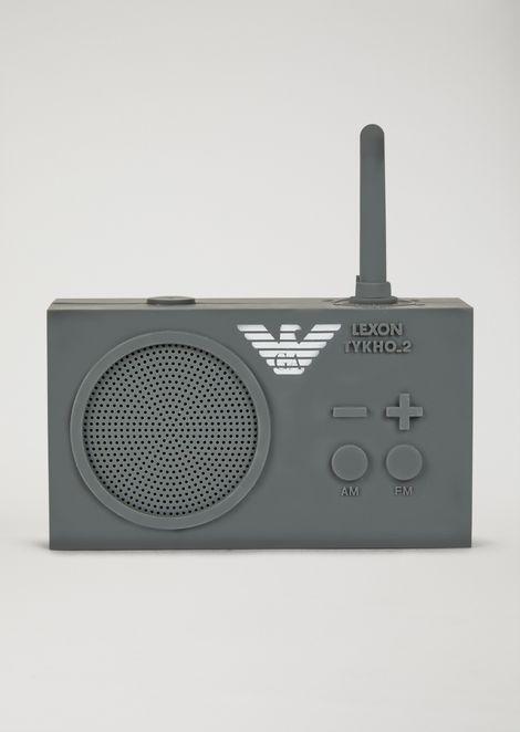 Radio in gomma