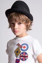 DSQUARED2 Wool Hat Hat Man