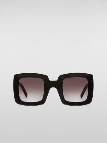 Marni Marni BLINK sunglasses in black acetate Woman