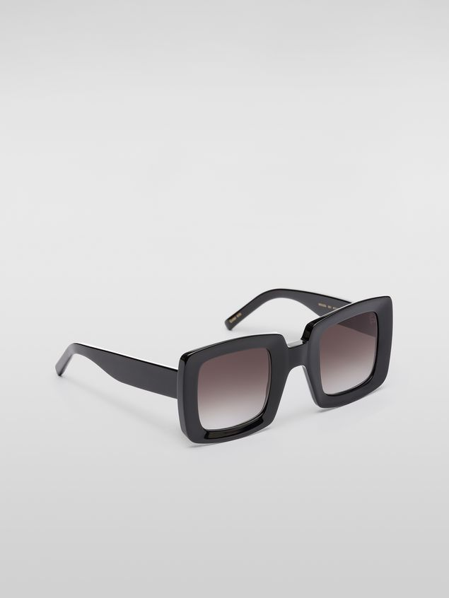 Marni Marni BLINK sunglasses in acetate black Woman - 2