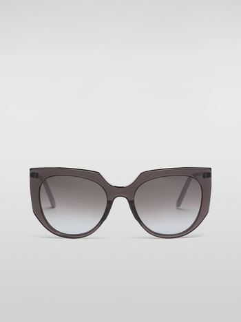 Marni Marni DAY sunglasses in acetate grey Woman