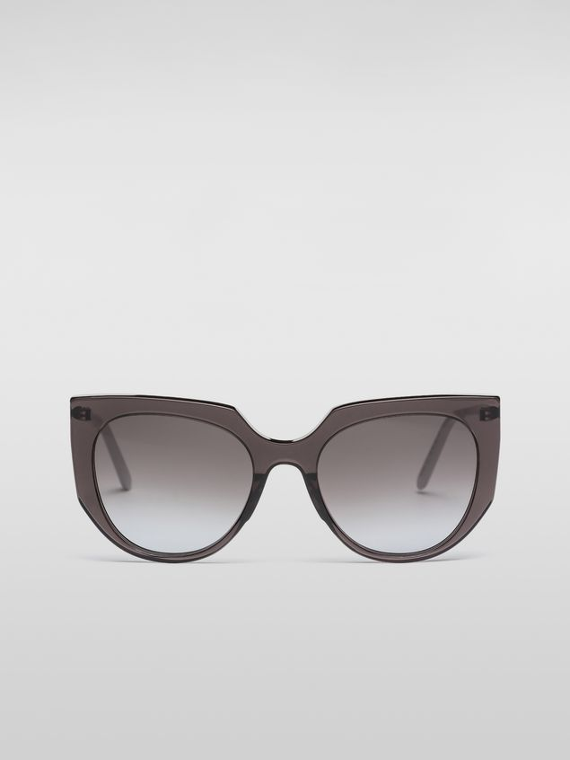 Marni Marni DAY sunglasses in acetate grey Woman - 1