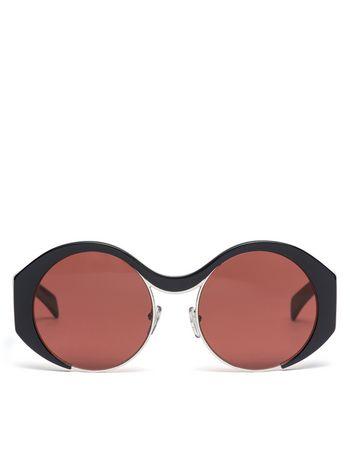 Marni Marni CROP sunglasses in acetate Woman