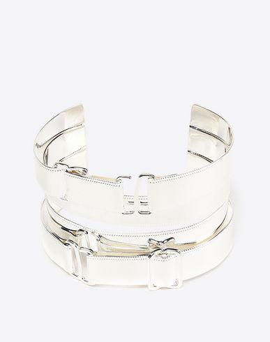 MAISON MARGIELA Brass cuff bracelet  Bracelet D f