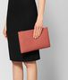 BOTTEGA VENETA HIBISCUS INTRECCIATO NAPPA LARGE BILETTO Other Leather Accessory E ap