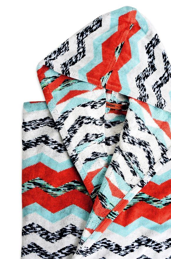 MISSONI HOME Towelling robe E VICTOR BATHROBE m