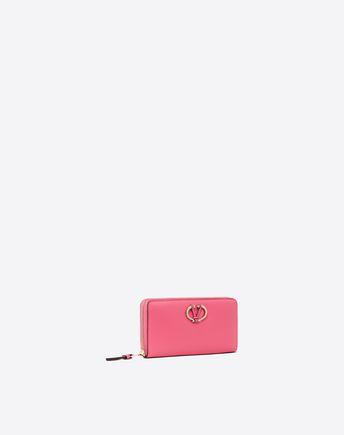 VALENTINO GARAVANI COMPACT WALLETS D Free Rockstud Spike Compact Wallet r