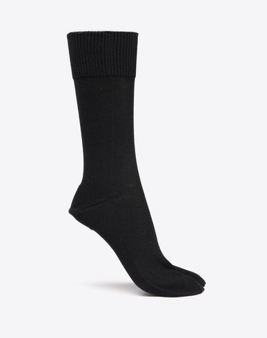 "MAISON MARGIELA Gambali Tabi Woman Cotton ""Tabi"" Socks. Socke to match with ""Tabi"" boots. f"