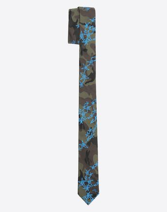 VALENTINO SETA Tie U Camouflage bow tie f
