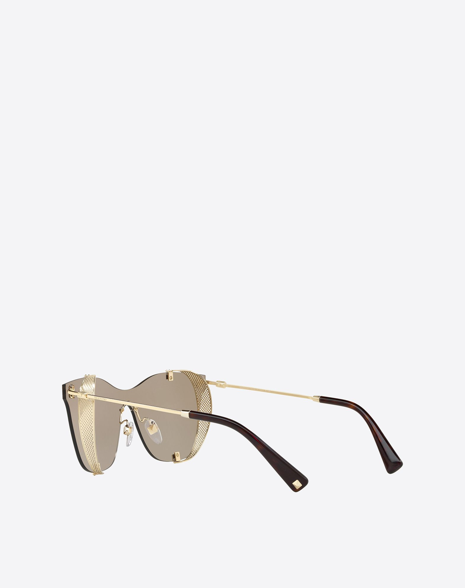 VALENTINO VLTN Metal Sunglasses Sunglasses U e