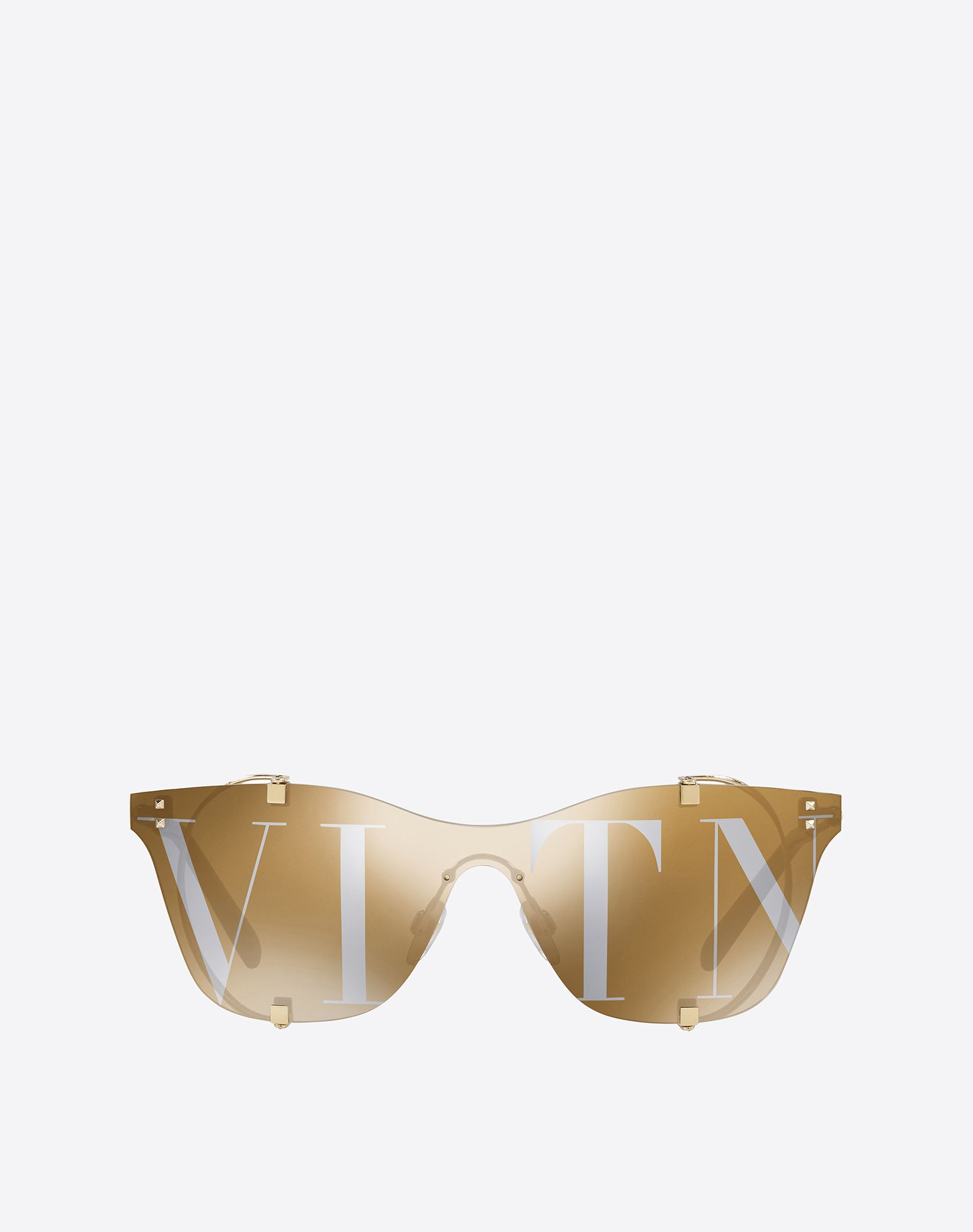 VALENTINO VLTN Metal Sunglasses Sunglasses U f