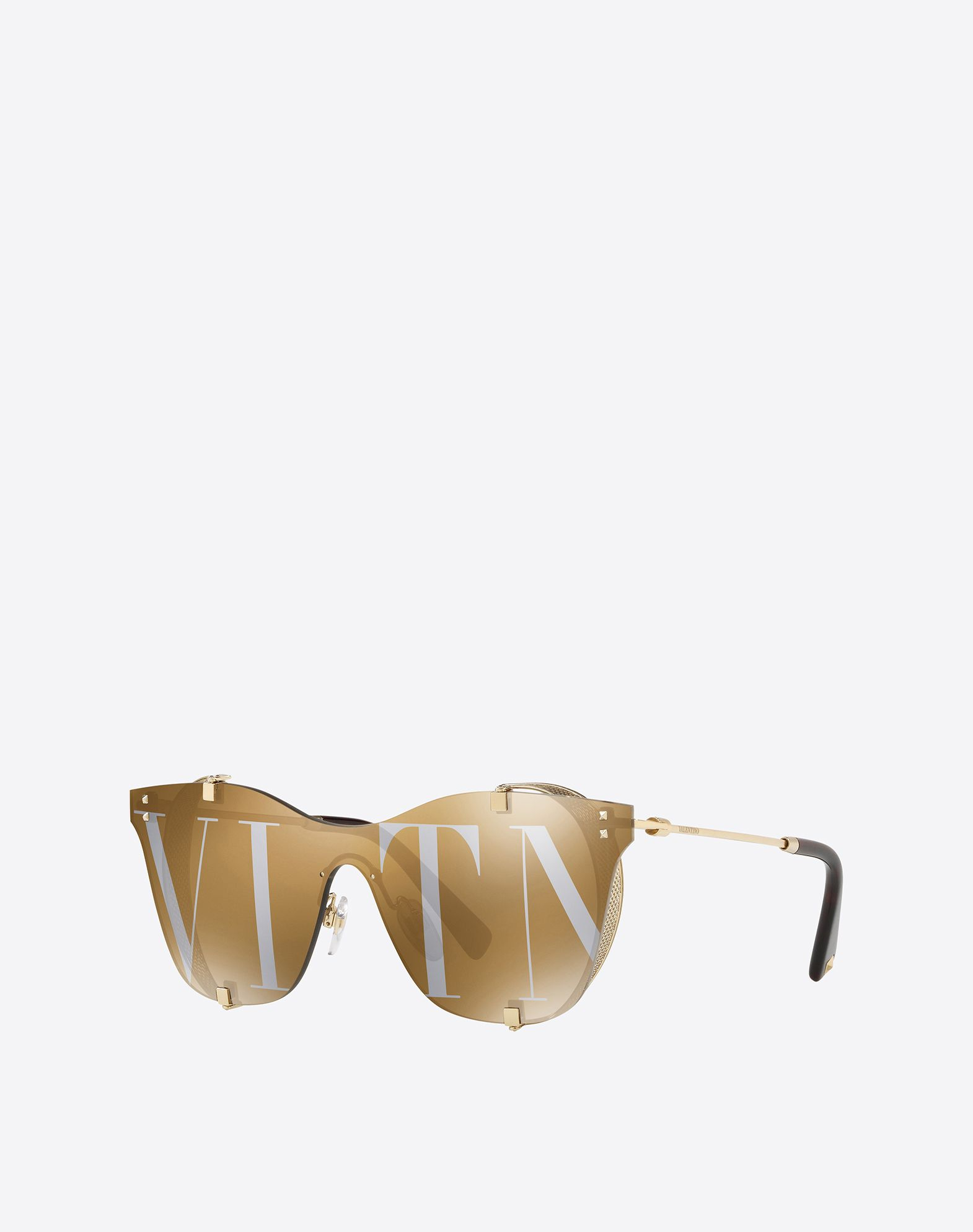 VALENTINO VLTN Metal Sunglasses Sunglasses U r