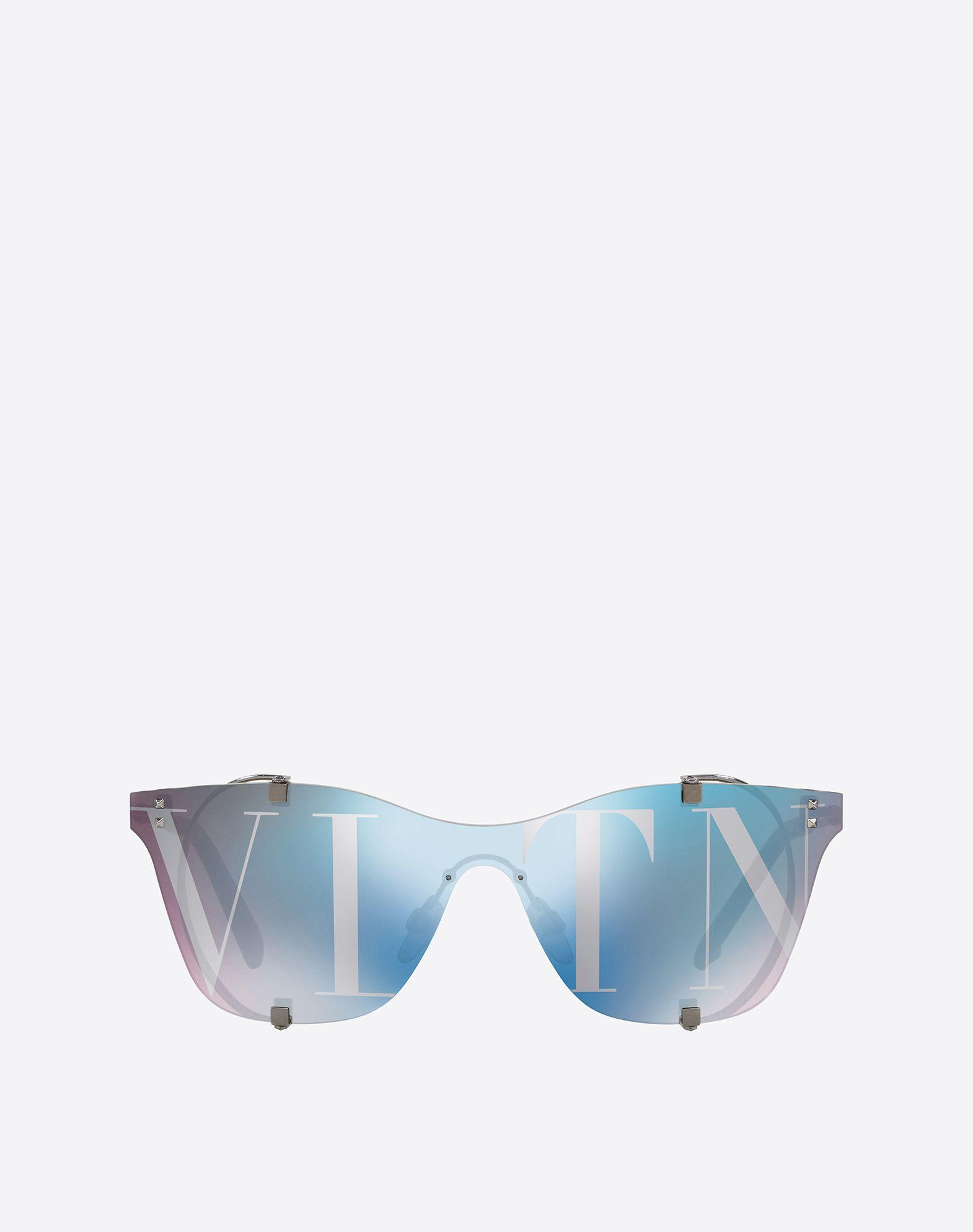 VALENTINO VLTN Metal Sunglasses Sunglasses U f