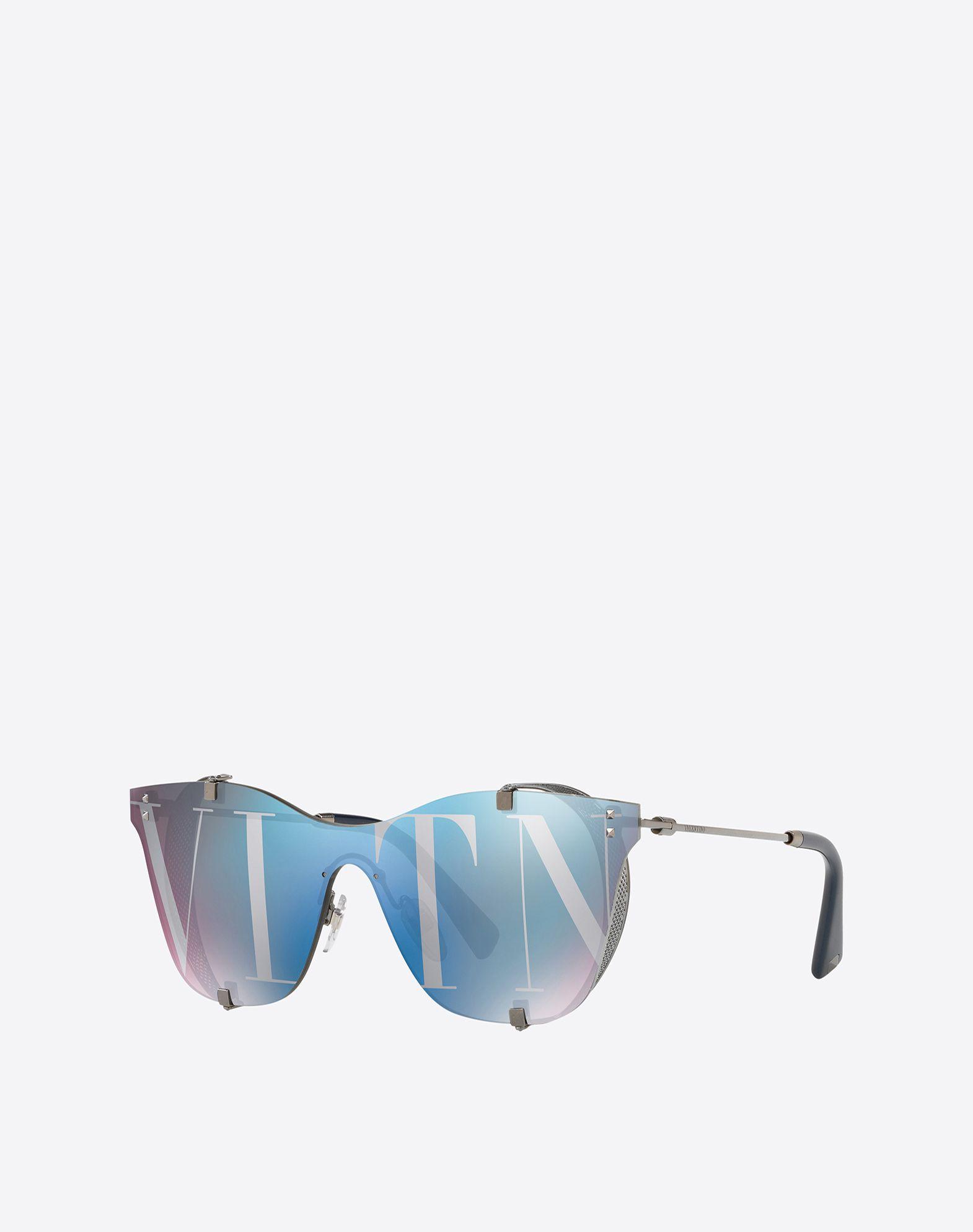 VALENTINO VLTN Metal Sunglasses Sunglasses U r