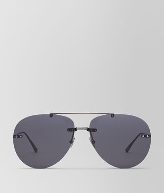 GREY METAL SUNGLASSES