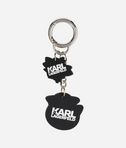 KARL LAGERFELD Captain Karl Fun Keychain 8_r